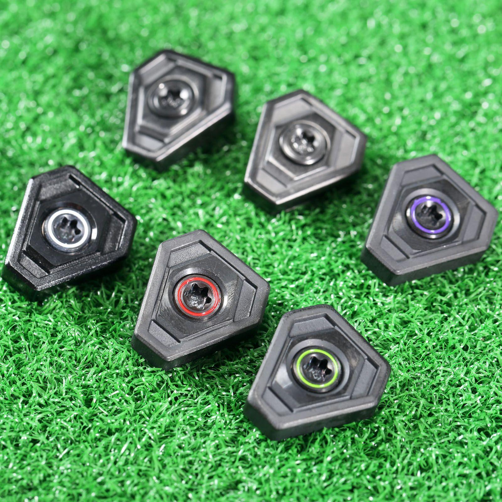 새로운 1 개 4 그램/7 그램/9 그램/11 그램/14 그램/17 그램 골프 클럽 교체 무게 나사 키트 Titleist 915 D2 D3 헤드 드라이버 골프 도구 액세서리