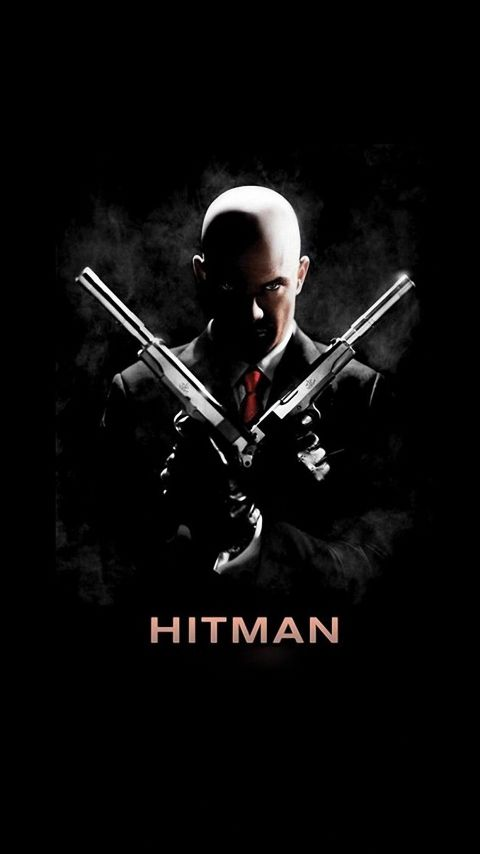 Cool Hitman iPhone 6s Wallpapers HD
