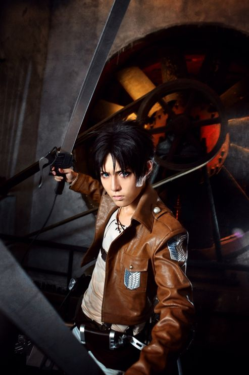 Amazing Cosplay Ll Attack On Titan Ll Eren Yeager Amazing