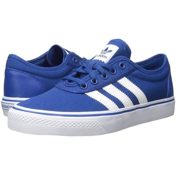 adidas Skateboarding Adi-Ease (EQT Blue/White/EDT Blue (Canvas ...