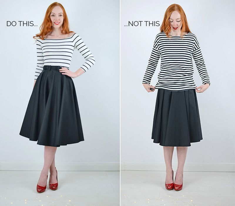 How to wear a midi skirt: style tips and advice for midi skirts ...