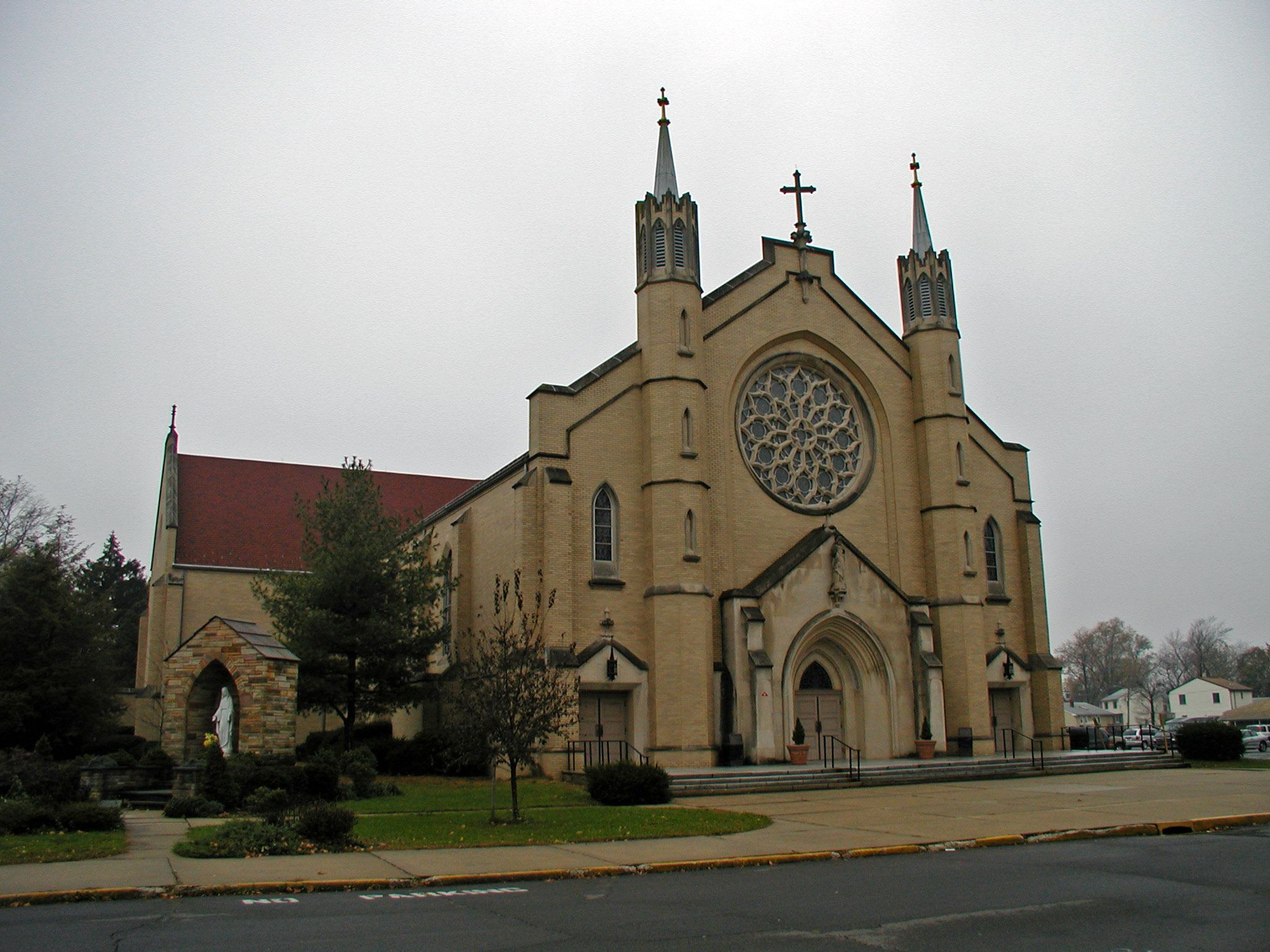 Sacred Heart, South Plainfield NJ - many family photos taken on ...