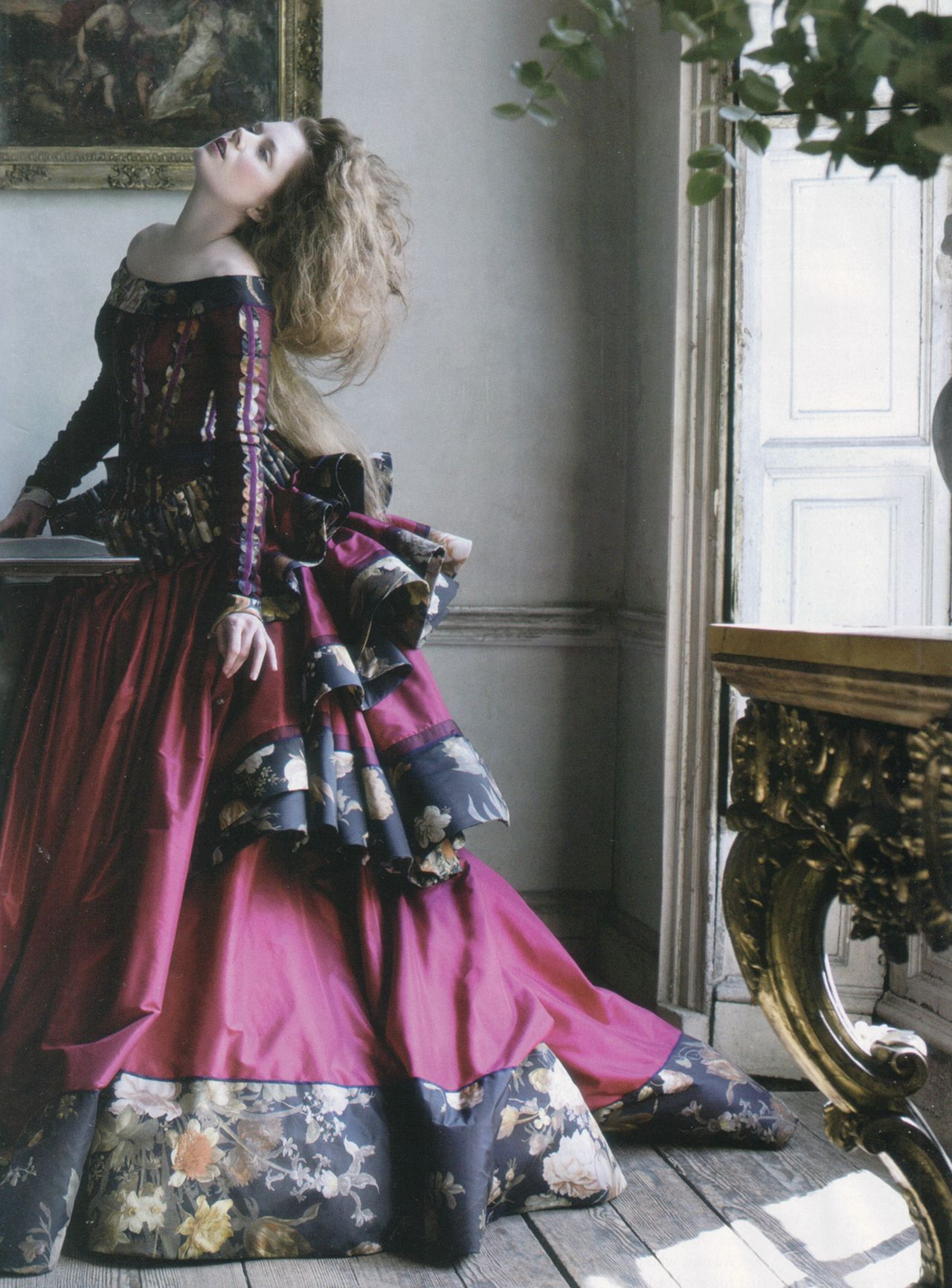 candentia:    Amy Adams by Michael Thompson  Dress: Christian Dior Haute Couture S/S 2009  Allure August 2009
