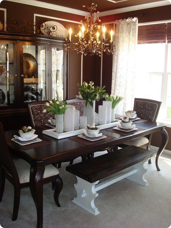 dining room tabletop decor leadersrooms