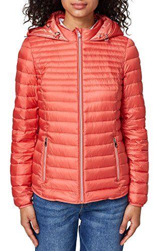 Coral 870 Blouson Orange Esprit 127ee1g006 Medium Femme Orange nwAqxIxPf