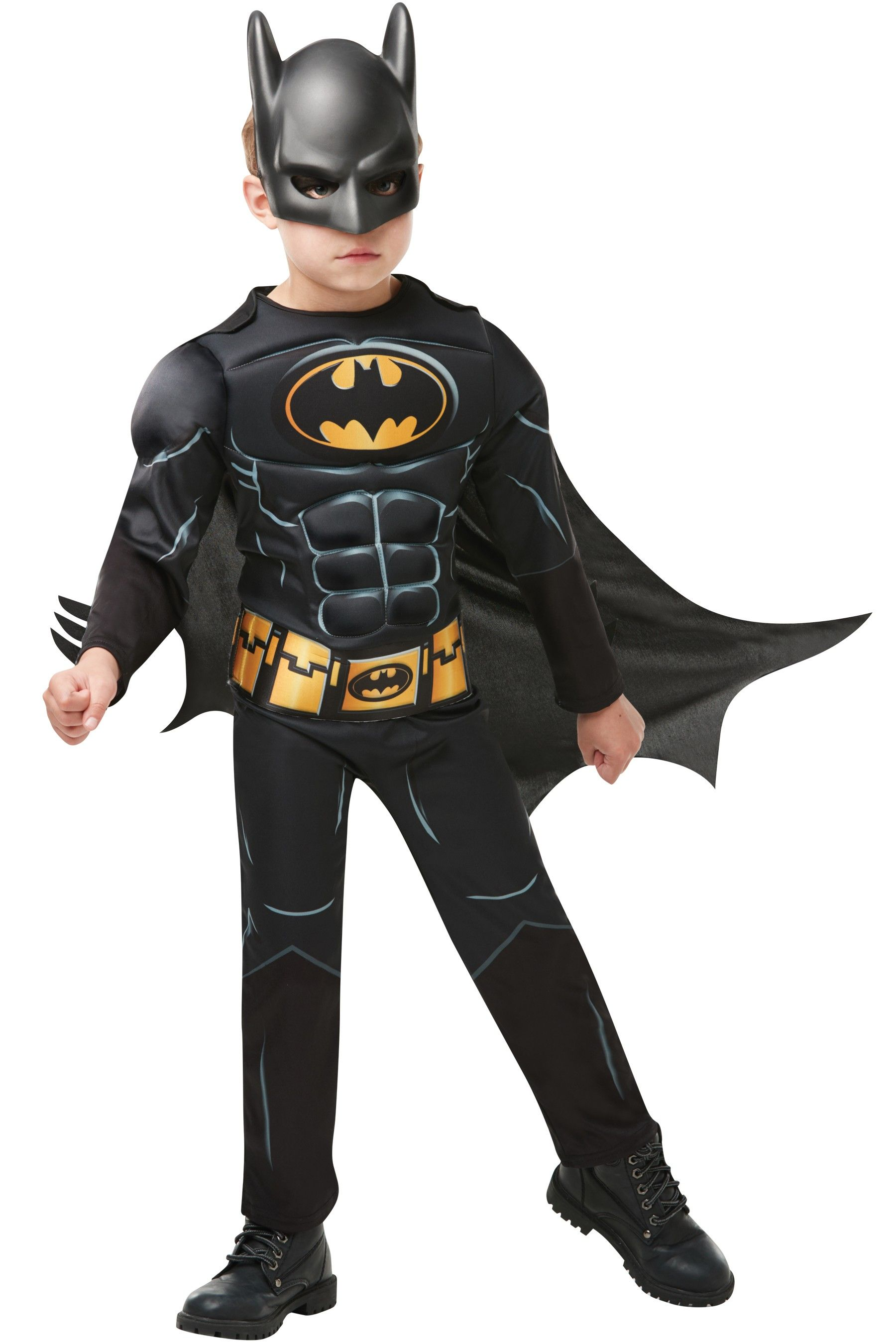 Medium Rubies Dark Knight Deluxe Child Costume