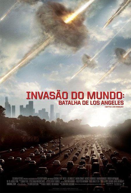 Invasao Do Mundo Batalha De Los Angeles Posteres De Filmes Filmes