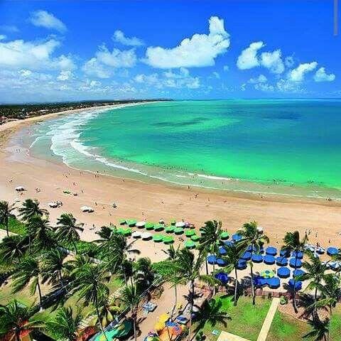 Porto de Galinhas Beach,  Pernambuco,  Brazil.