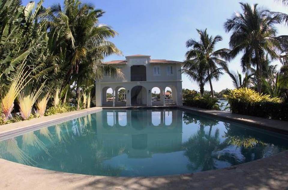 Al Capone's former Miami Beach mansion restored for video ...