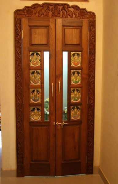 Pooja Room Door Ideas For The House Pooja Room Door Design Room