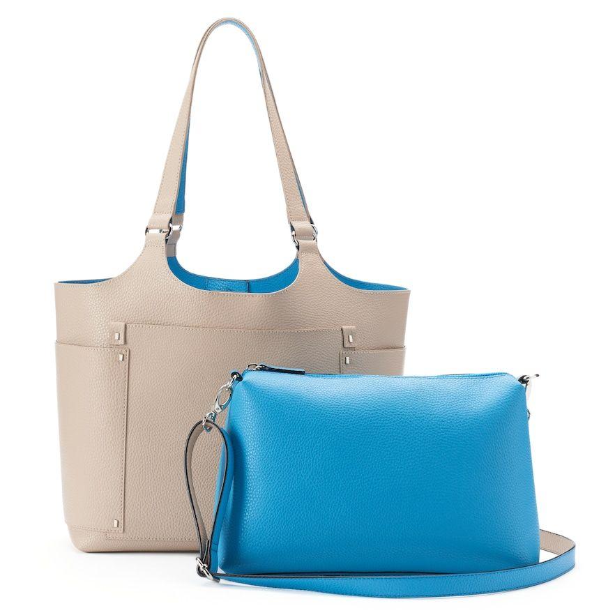 ecac2cd310 Rosetti Karen 4-Poster Shoulder Bag with Crossbody Bag
