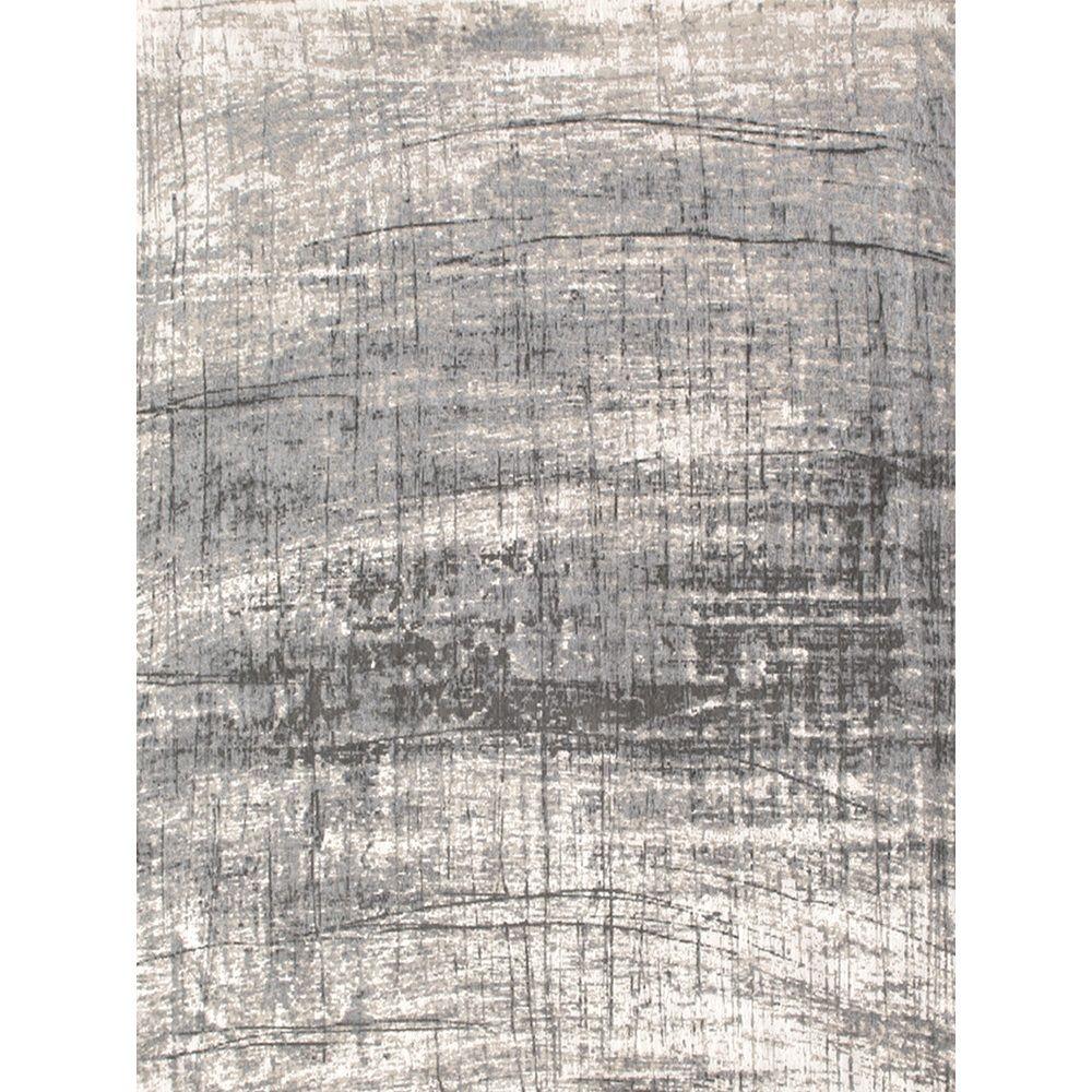 Louis de Poortere Mad Men Vloerkleed Grijs - 230 x 330 cm