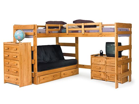 17 Super Cool Types Of Bunk Beds The Sleep Judge Bunk Bed With