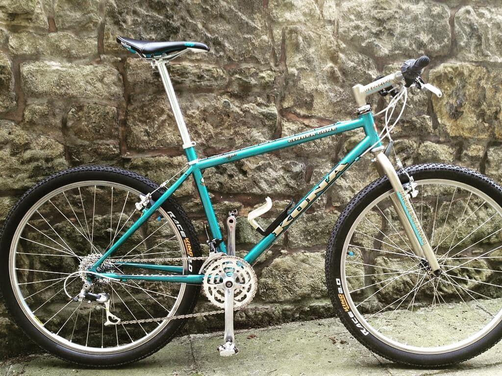 Retro Mountain Bike Vintage Mountain Bike Kona Mountain Bikes