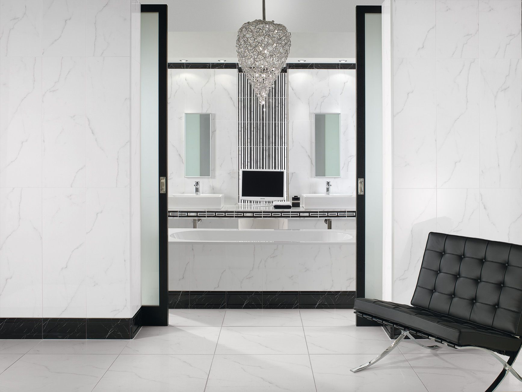 Villeroy & Boch New Tradition Tiles - Ideal Bathrooms   townhouse ...