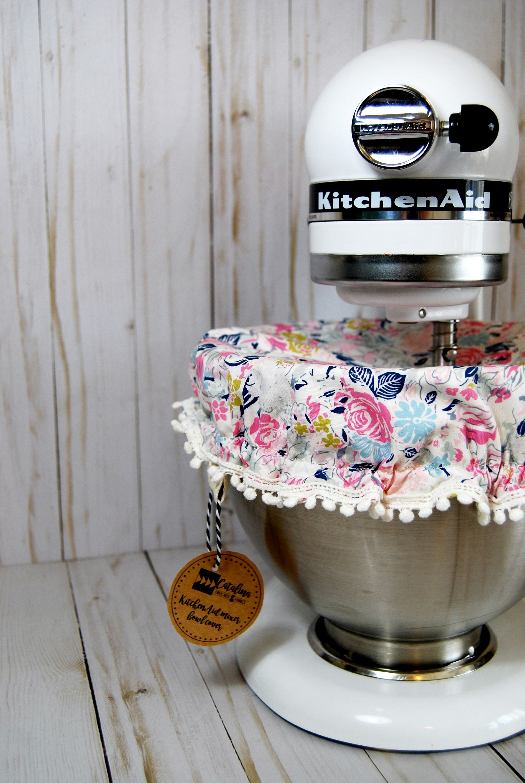Kitchen Stand Mixer Bowl Cover Kitchenaid Mixer Bowl Cover Fabric