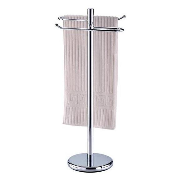 taymor towel bars, rings, & wall hook 02-d1014 polished chrome zinc