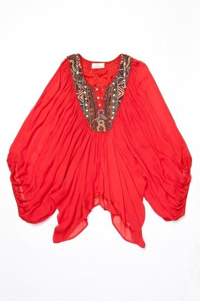 Free People All the Riches tunic
