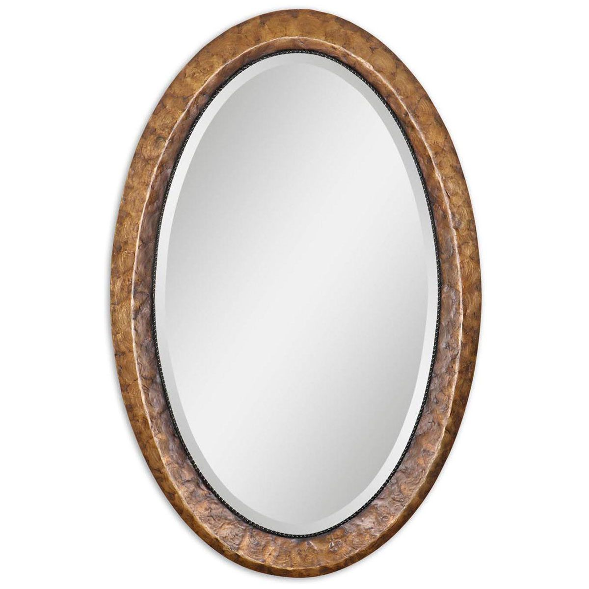 Uttermost Capiz Oval Vanity Mirror 07602 With Images Capiz