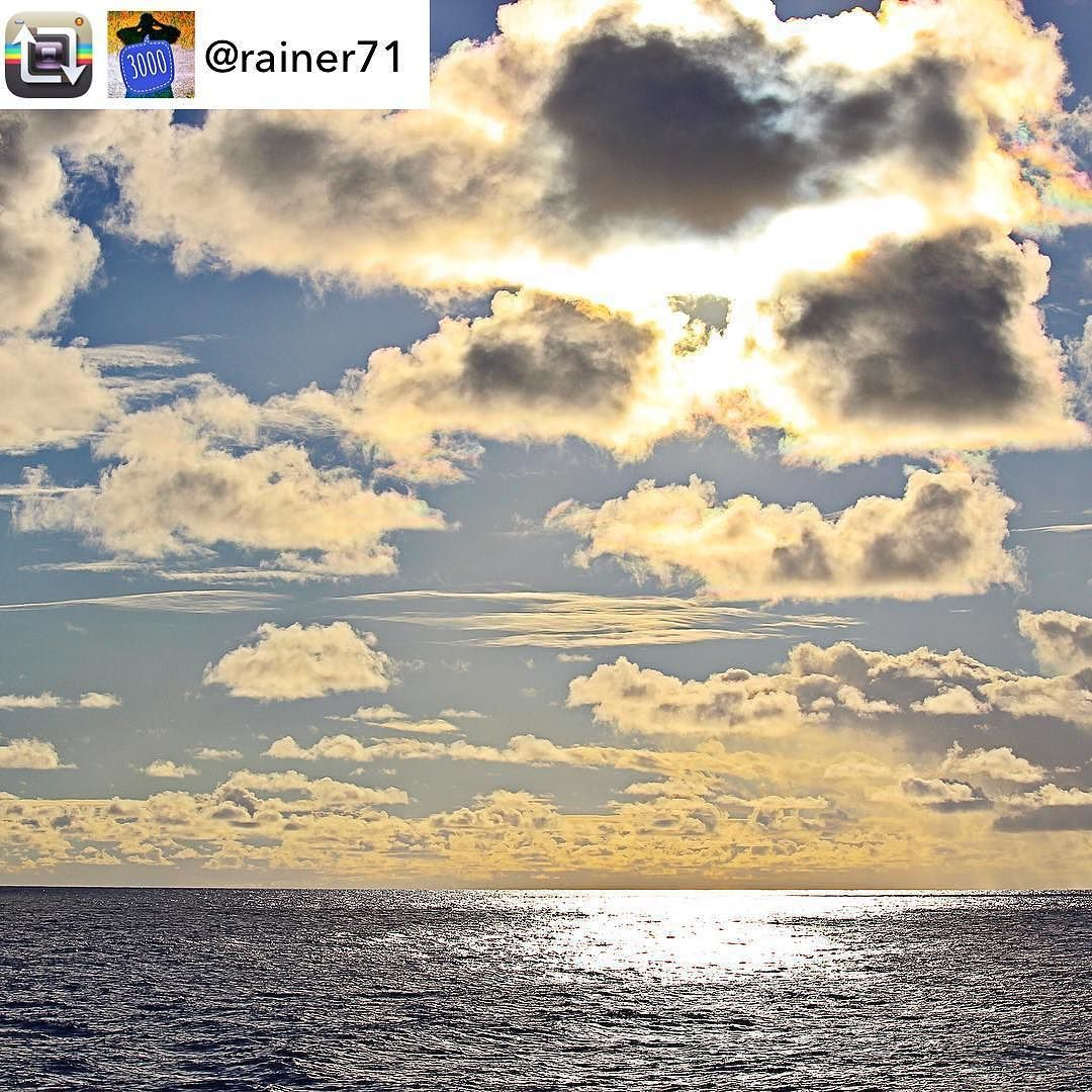 #Repost: 3000 pics on Instagram - my personal favourites (80/80): On the sea