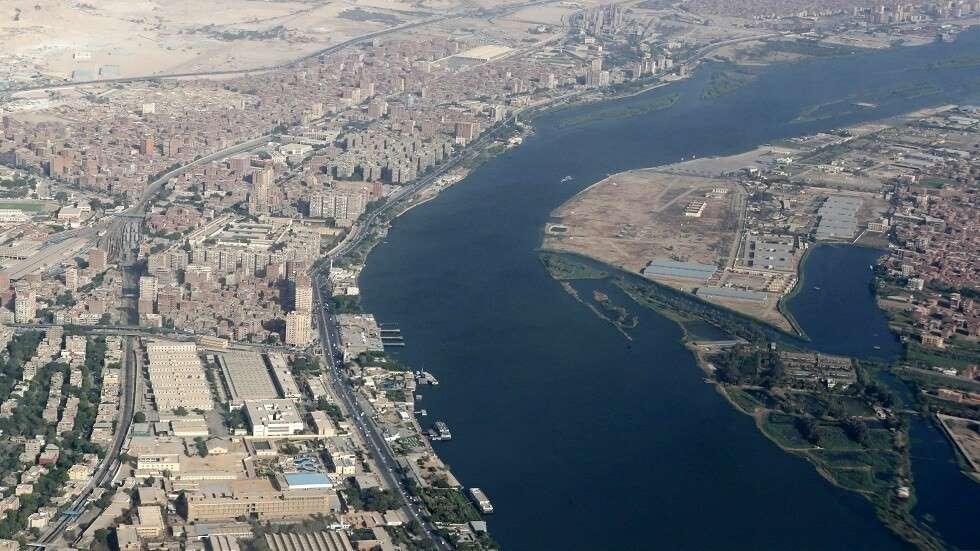 النيلمصر فيضان النيل محتمل أن يكون أعلى من المتوسط Reuters City Photo Natural Landmarks Aerial