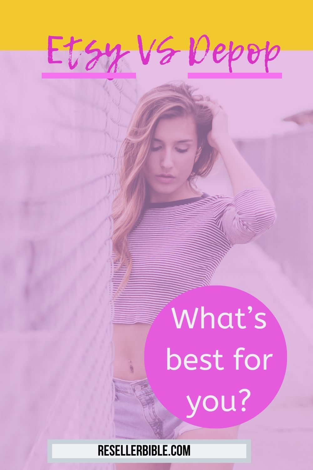 vs Depop which is better for selling Check out this guide to see whats the best platform for you to sell your swag and if you should be selling on Etsy or Depop OnCheck o...