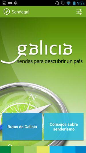 Sendegal, una aplicación para descubrir las sendas gallegas http://blgs.co/rfHrC0