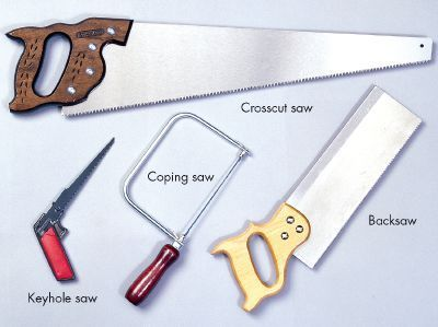 General Types Of Hand Saws Woodworkinginfographic Woodcraft Plans