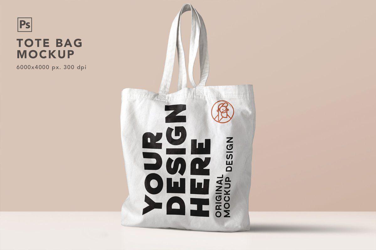 Tote Bag Mockup 854878 Products Design Bundles In 2021 Bag Mockup Tote Bag Bags