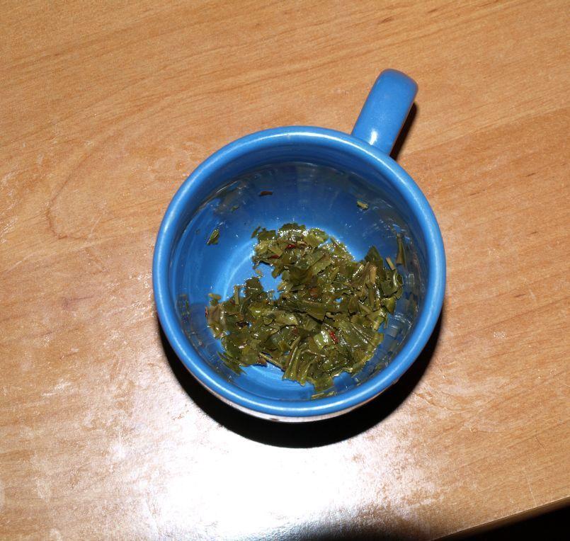 fertilize with tea