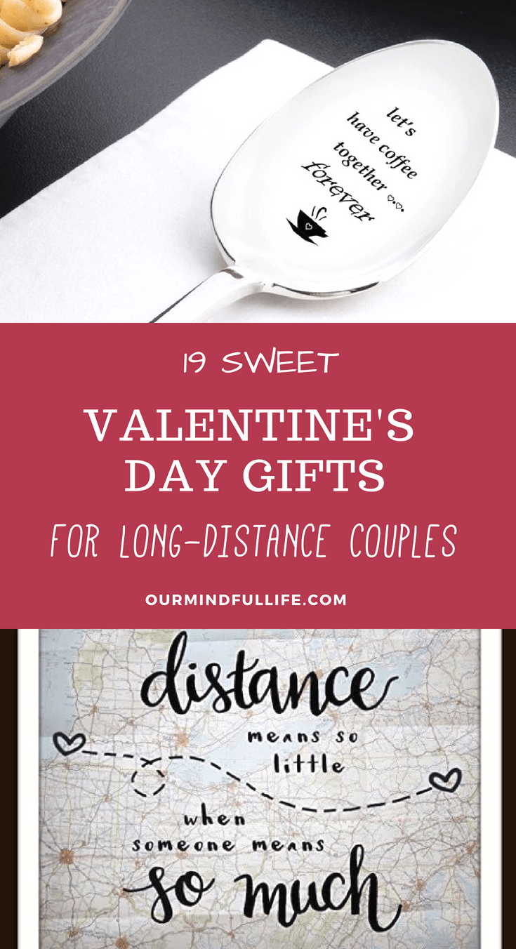 19 Thoughtful Valentine's Day Gifts That Your Long Distance Boyfriend Actually Wants - OurMindfulLife.com // dr ideas/ldr gifts/ldr gifts for boyfriend/ldr ...