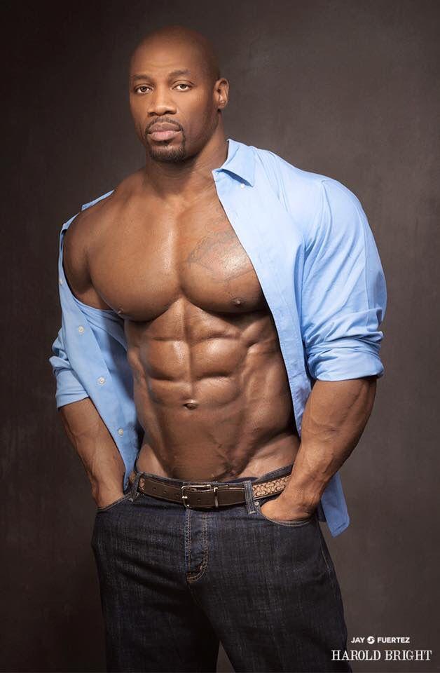 Pin on Sexy black men