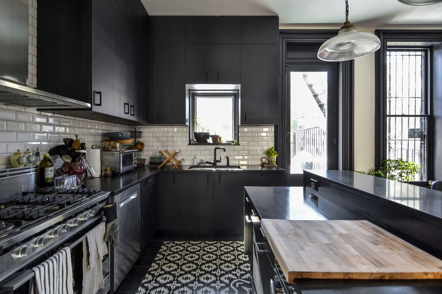 Kitchen Design Brooklyn Simple Two Young Architects Tackle Their Own Brooklyn Townhouse Decorating Inspiration