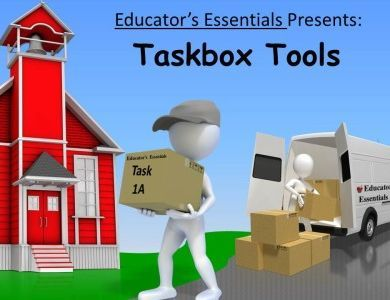 Taskbox Tools website
