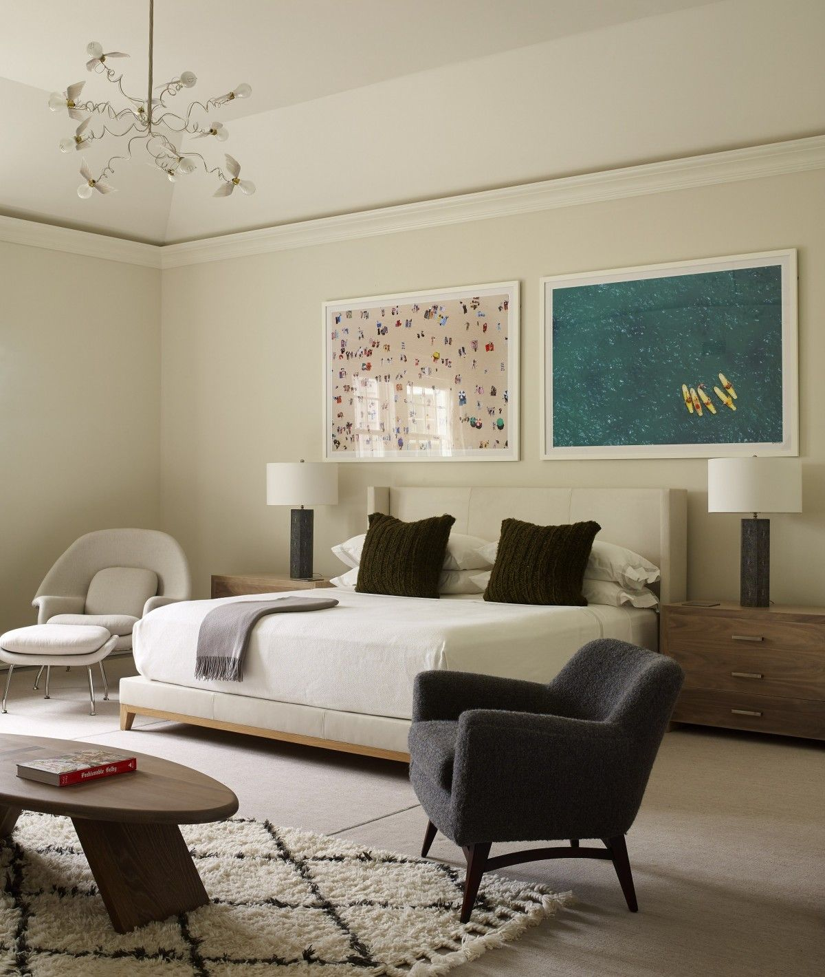 Bridgehampton Ny Design Timothy Brown Bedroom