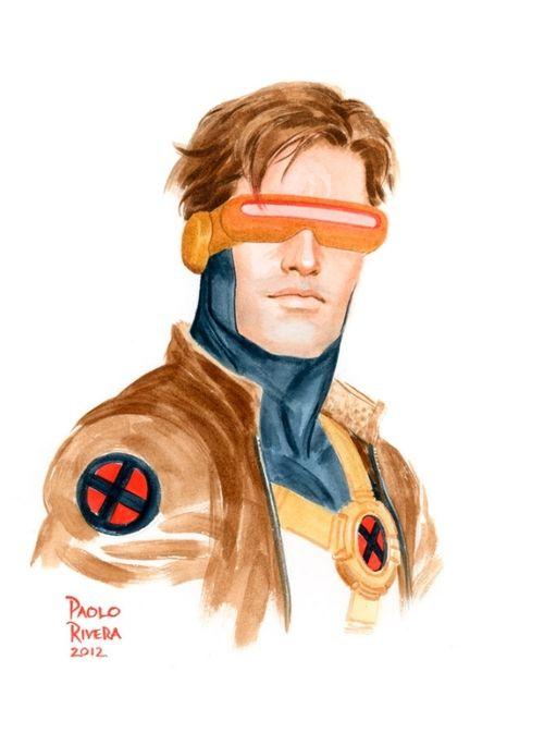 Paolo Rivera Cyclops Marvel Cyclops X Men X Men Funny
