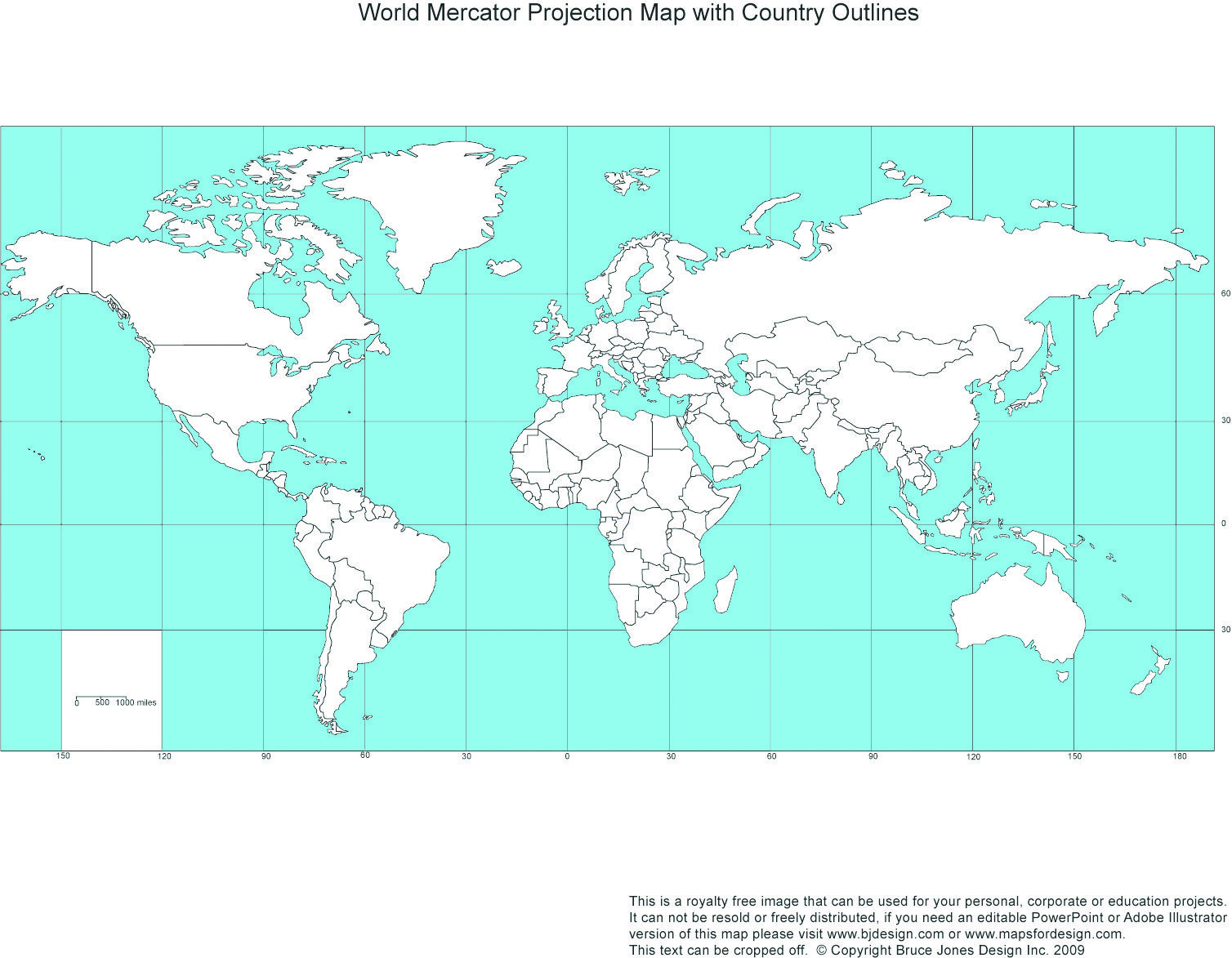 World mercator blank base map ocean blue sudan still one country world mercator blank base map ocean blue sudan still one country gumiabroncs Gallery
