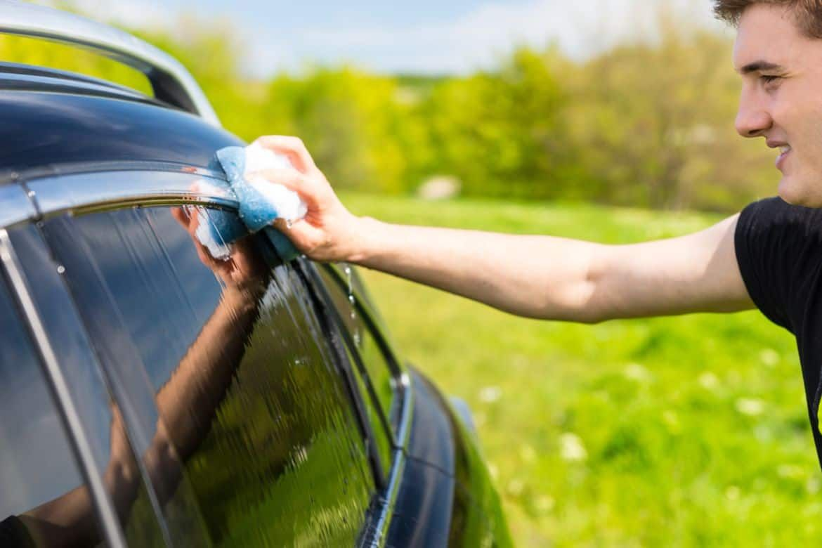 How To Clean Car Windows (Inside & Out) An Easy to