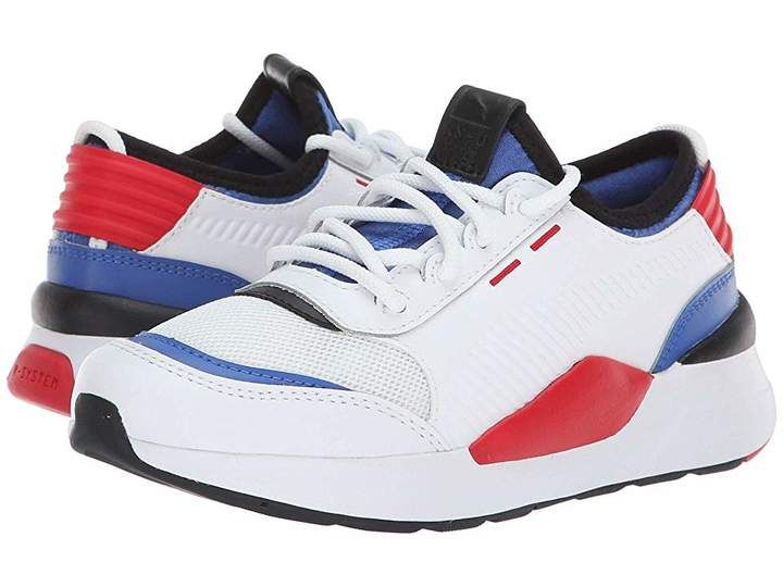 Puma Kids RS 0 808 in 2019 | Boys shoes, Blue pumas, Big kids