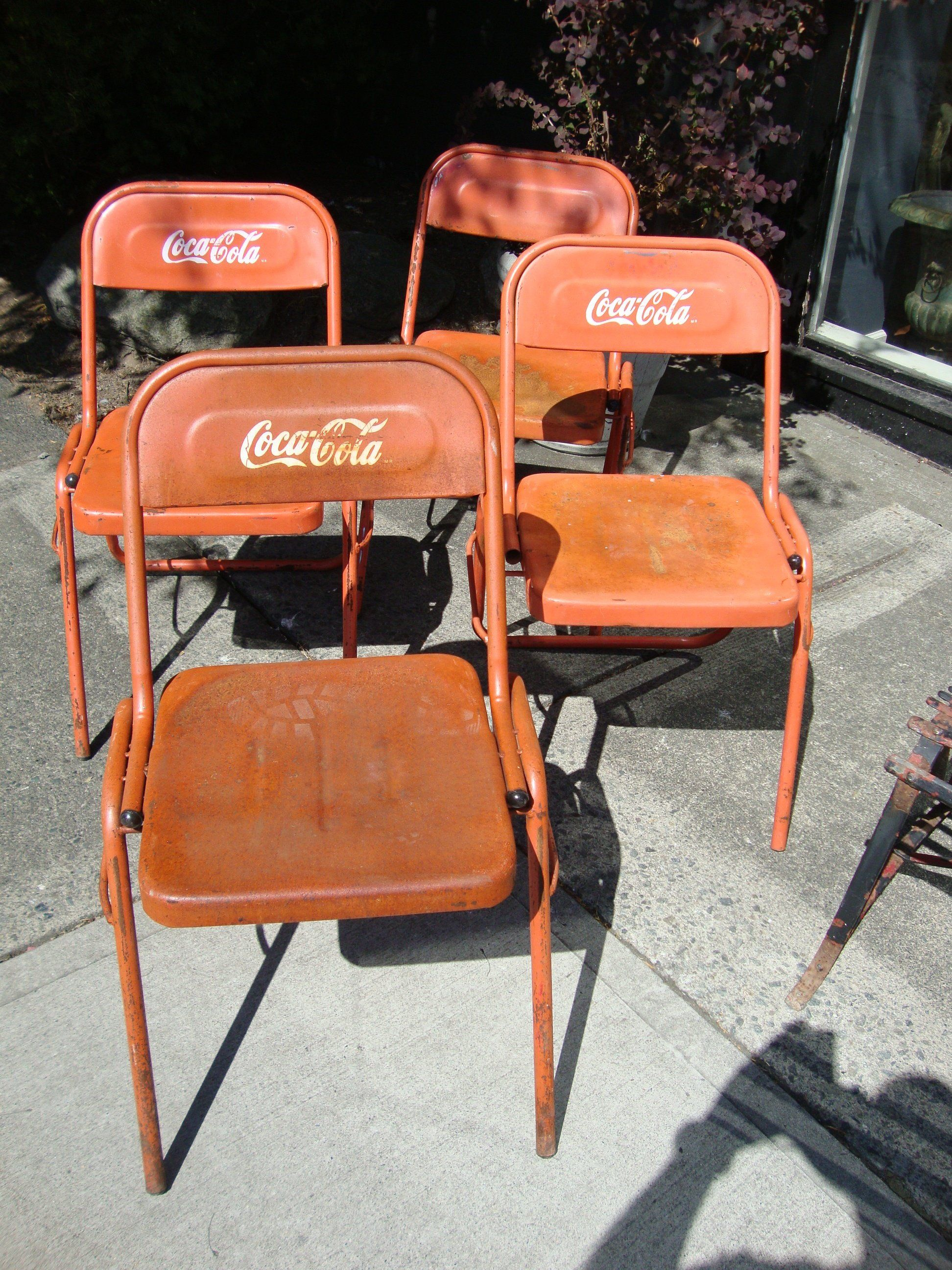 Cola Bettwäsche Antique Coca Cola Chairs Favorite Colors Are Red Green