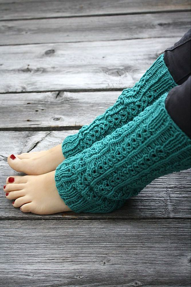 Legwarmer Knitting Patterns | Pinterest | Ejercicios y Tejido