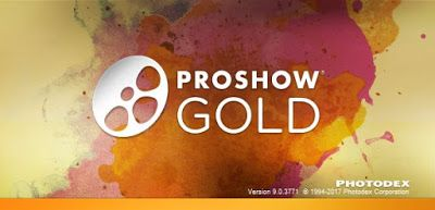 Photodex Proshow Gold 9 0 3771 Activator Latest Version Free