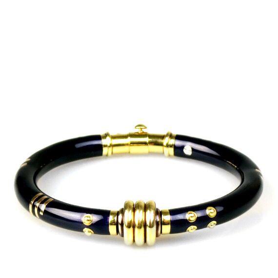 Blue Enema bracelet from Florence