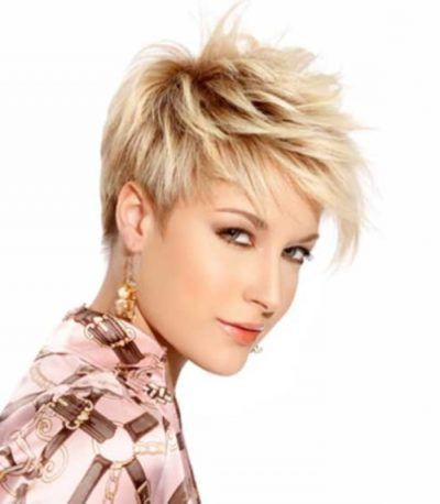 40 Best Short Razor Haircuts Blond Long Pixies Short Hair Styles