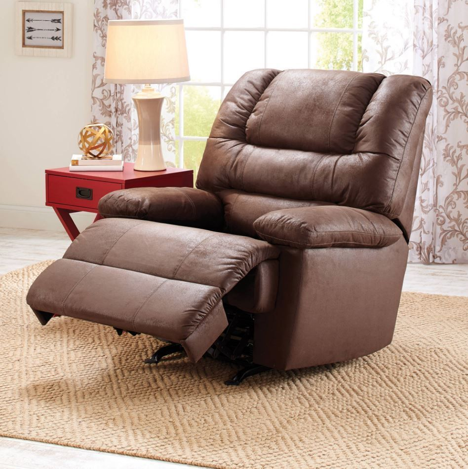 3e50e8b333c1bcf2c8bc49762b56f5e5 - Better Homes & Gardens Deluxe Rocking Recliner Brown