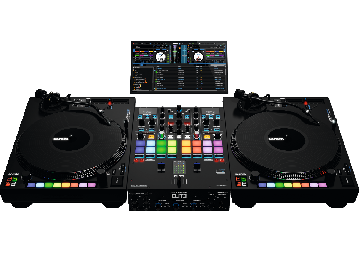 Hit The Link To Get The Details On The New Rp 8000mk2 Turntable And Elite Mixer From Reloop Especially If You Found The Technics Sl Turntables Dj Dj Turntable