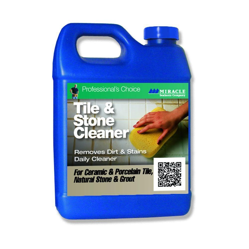 Miracle Sealants 32 oz. Tile and Stone Cleaner TSC QT H