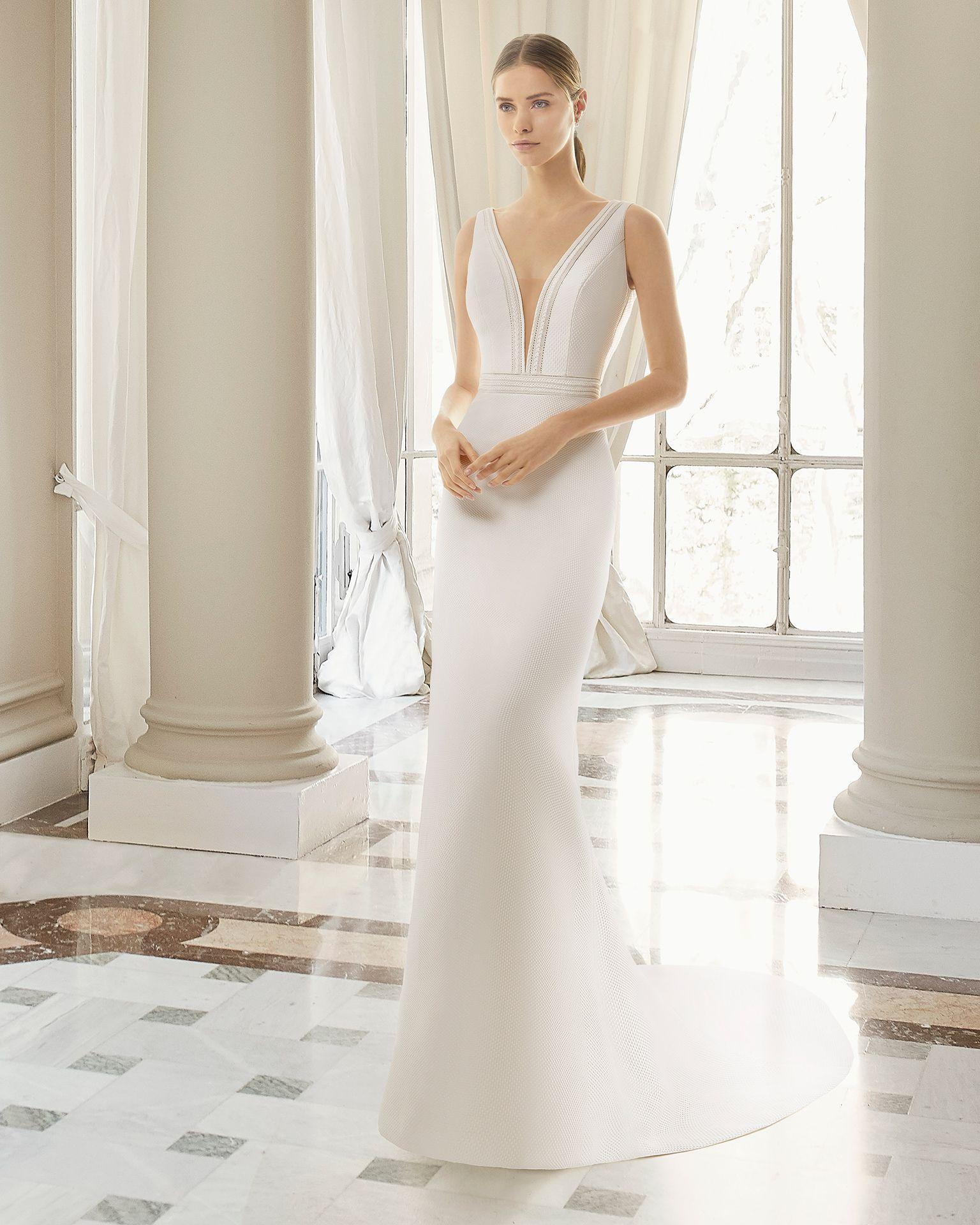 Randy fenoli wedding dresses  MAIRE  Bridal  ROSA CLARA COUTURE Collection  bridal  wedds