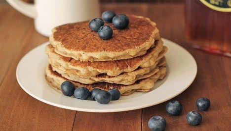 Easy Vegan Gluten Free Pancakes