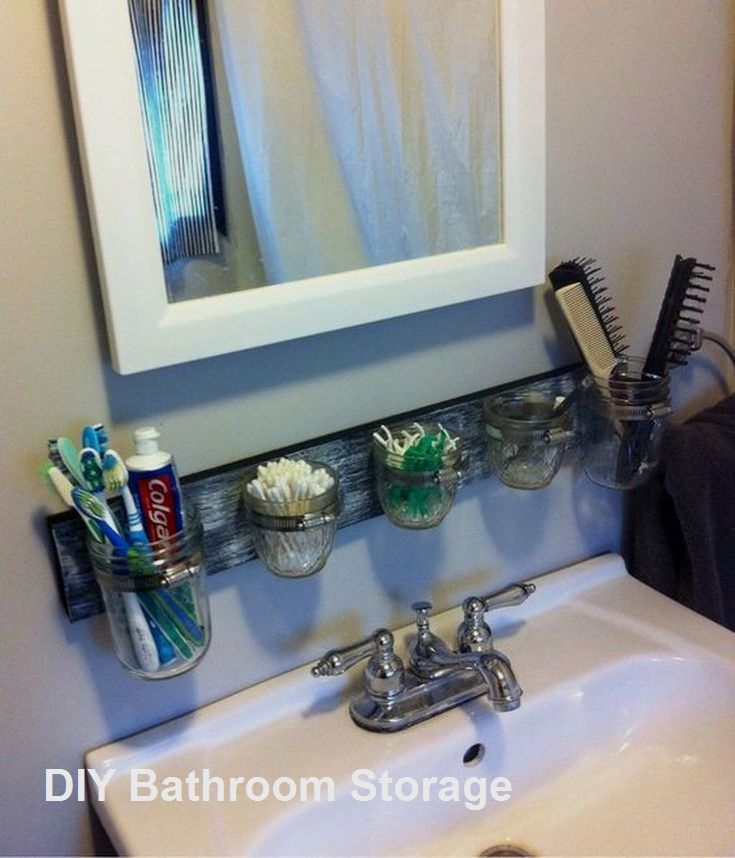 99 Diy Apartement Decorating Ideas On A Budget 23: 17 Answers To Bathroom Storage Ideas With DIY-17 Answers
